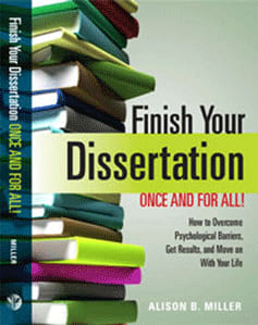 all but dissertation degree