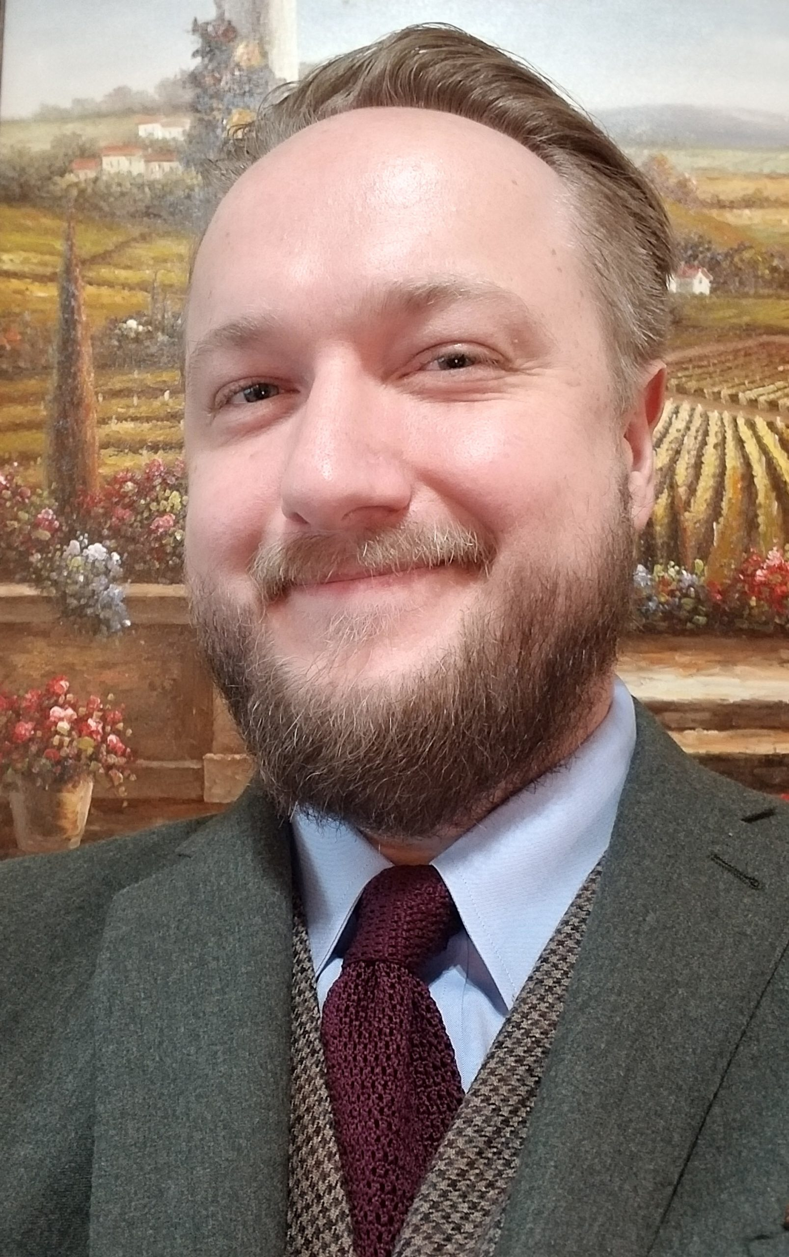 Jared Vineyard, PhD – Dissertation Consultant and Statistician